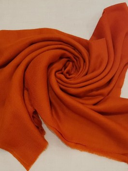 Étole Pashmina Orange