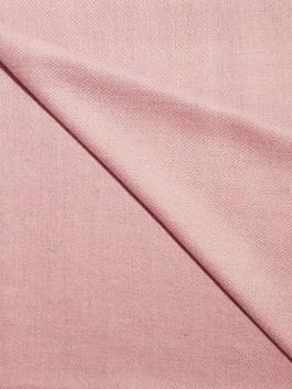 Etole Cachemire Unie Rose 70x190 cm