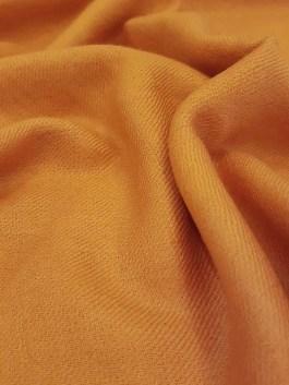 Pashmina Orange Mandarine – Étole 70×190 cm