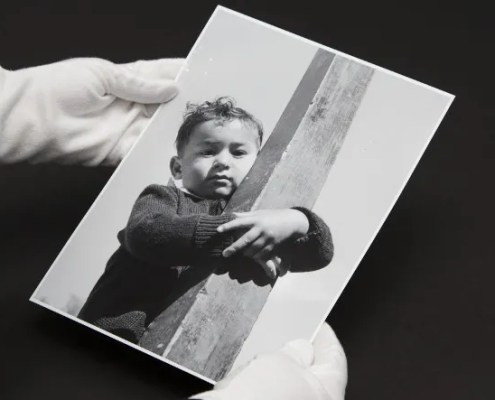 care for photographs