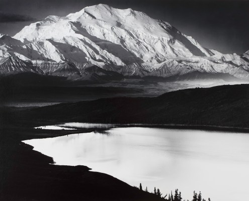 Mount McKinley, Wonder Lake