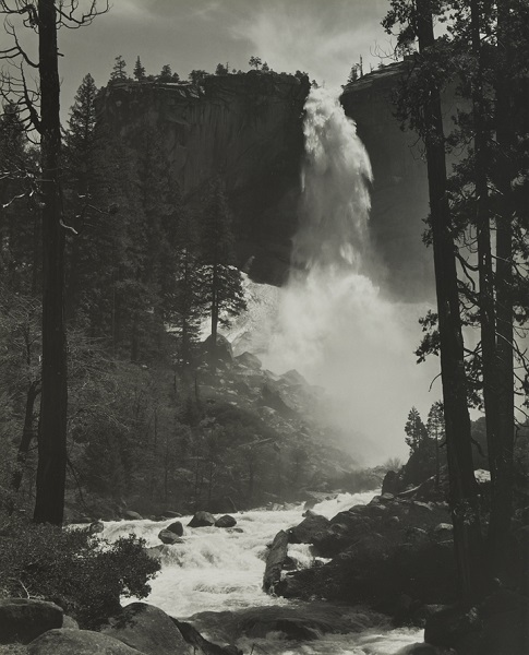 Nevada Fall (Early)
