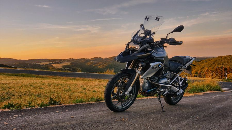 BMW R1200 GS LC K50 Bj. 2013