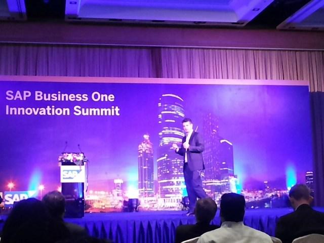SAP Business One Innovation Summit 2017 003