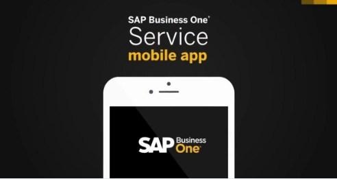 SAP mobile app