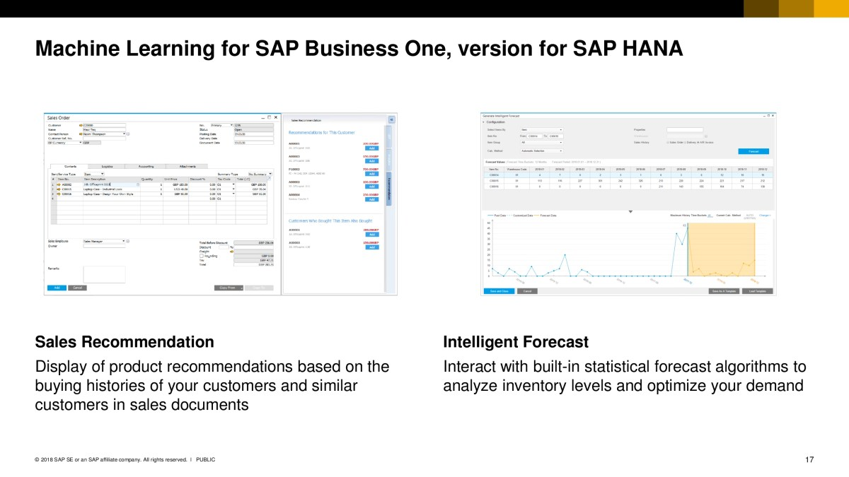 SAP Business One 16
