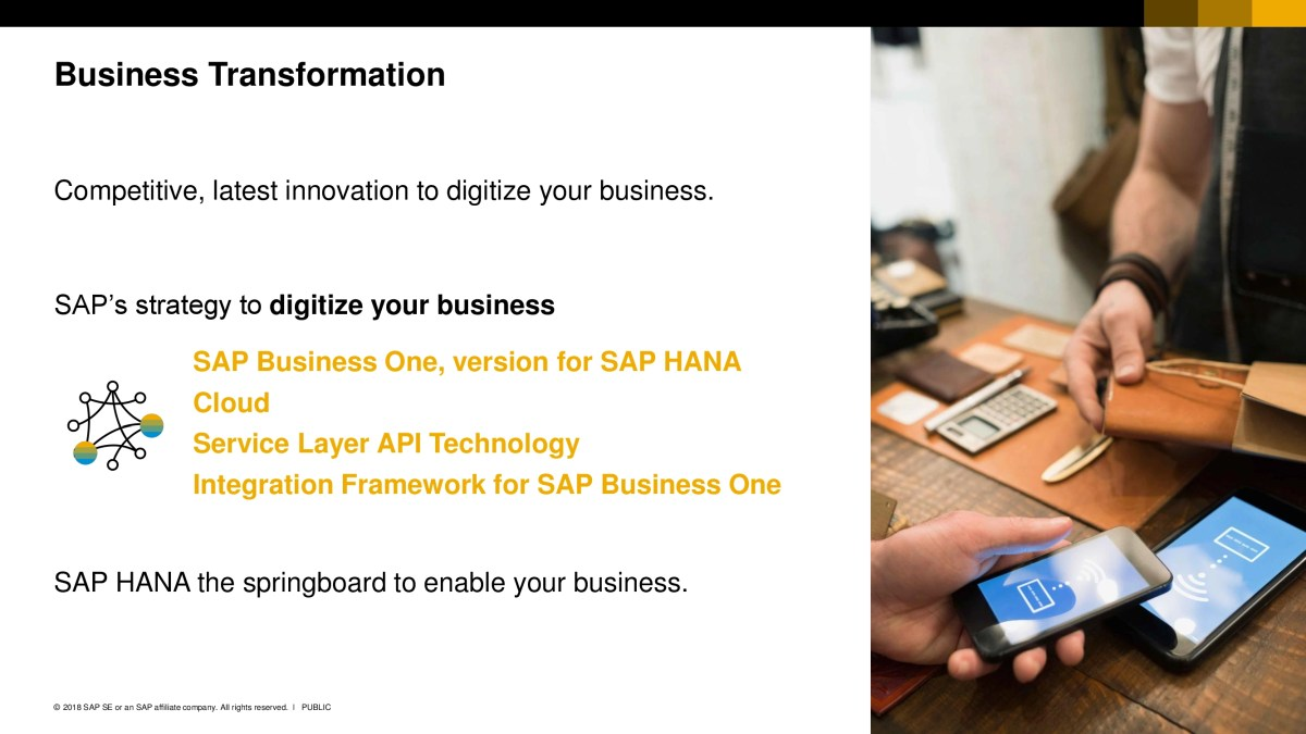 SAP Business One 27
