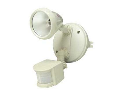 セキュリティーセンサーライト MSL-75H1 ホワイト