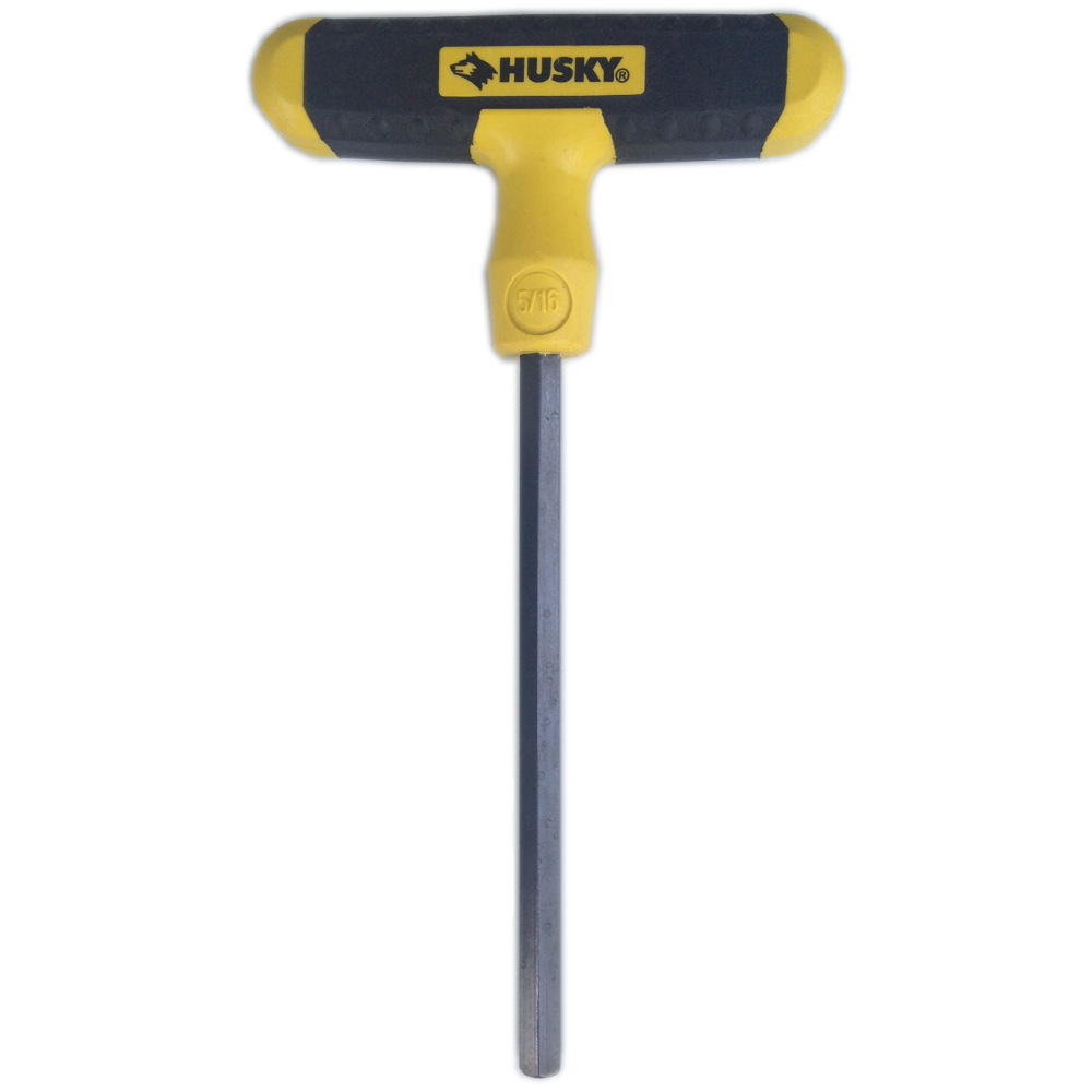 Husky 5/16 Inch T Handle Wrench