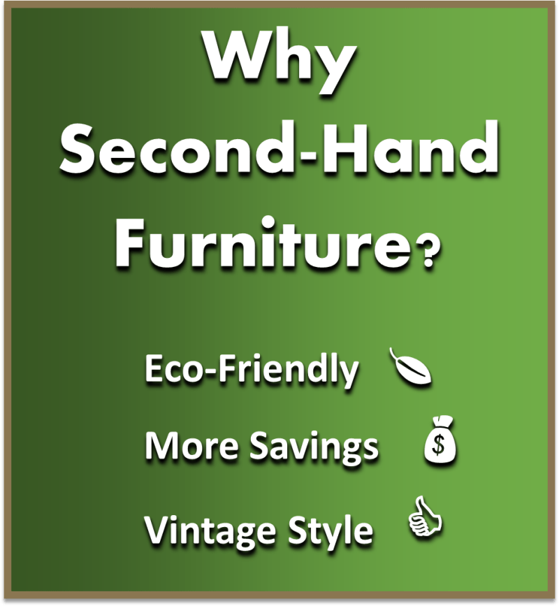 Second-Hand Furniture Hayward CA