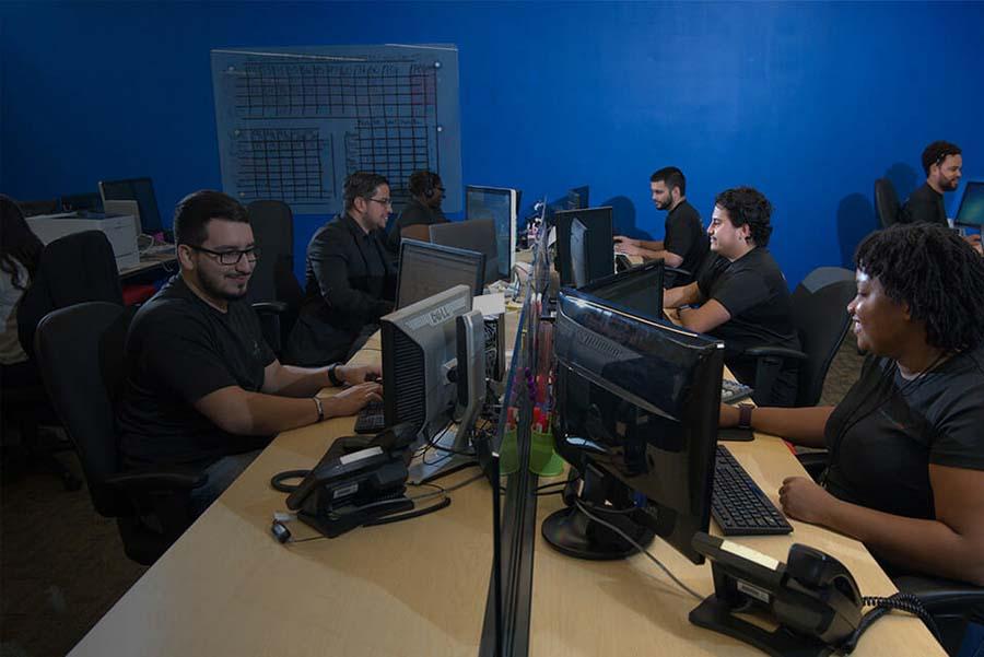 Professional Answering Service Operators