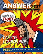 The Fall 2003 issue of AnswerStat magazine