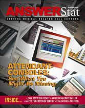The Winter 2004 issue of AnswerStat magazine