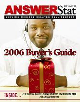 The Dec 2005/Jan 2006 issue of AnswerStat magazine