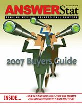 The Dec 2006/Jan 2007 issue of AnswerStat magazine