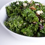 kale salad orange vinaigrette