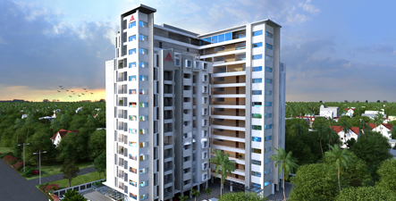 Luxury Apartments In Tripunithura