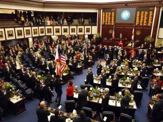 Florida House of Representatives, March 2012 | Public Domain