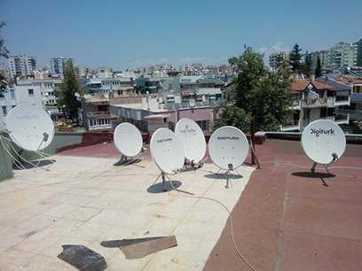 Antalya uydu