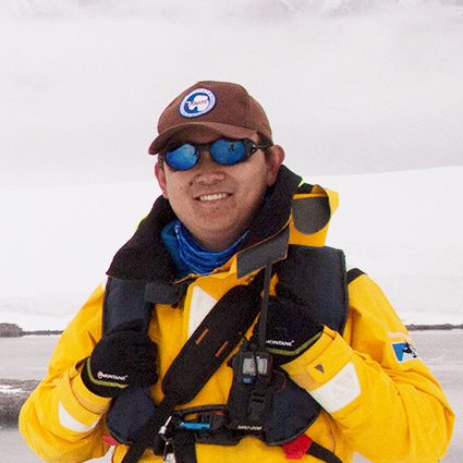 Luyang Zhao, Briefing Master, Hospitality Team at Antarctica21