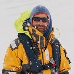Milius Nigel, Polar Specialis, Historiam and Naturalist, in Antarctica21's Expedition Team