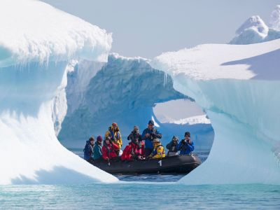 Image of 10 Steps to Plan an Antarctic Expedition