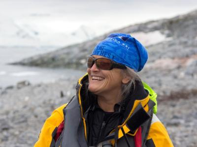 Wendy, Expedition Team at Antarctica21