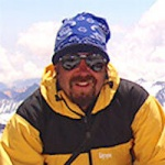 Willie Parra, Mountain Guide, in Antarctica21's Expedition Team