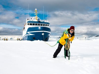 Image of Expedition Polar Circle Air Cruise