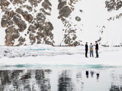 Getting Married in Antarctica