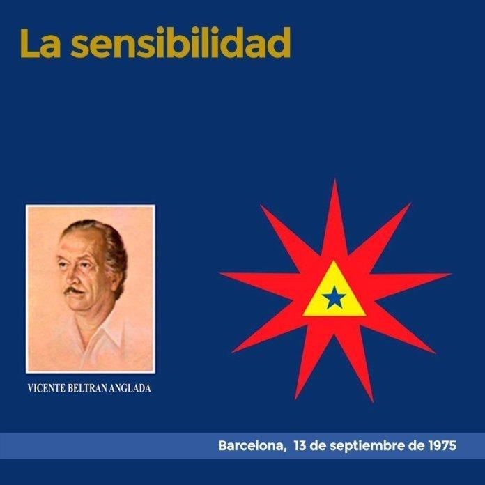 La Sensibilidad Barcelona, 13 de septiembre de 1975