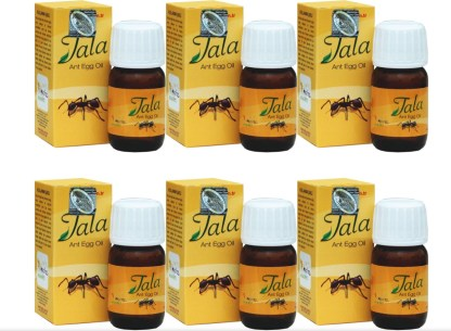 6 bottles ant egg oil