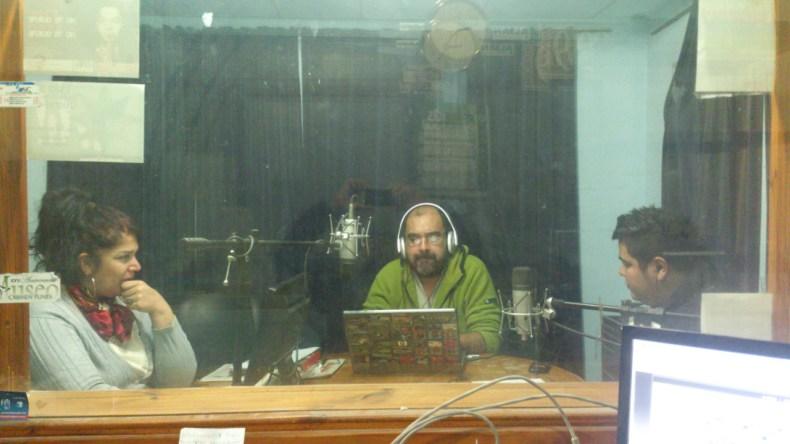 Radio municipal de Cutral Co, Neuquen.