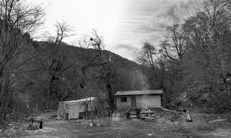 comunidad mapuche Buenuleo en Bariloche - foto: En estos días