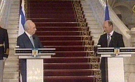 Băsescu: În caz de conflict cu Iranul, România va fi un aliat fidel al NATO şi al Israelului