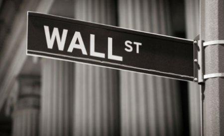 Dezastru la Bursa de la New York. Toate câştigurile Dow Jones din ultimul an, pierdute într-o singură zi