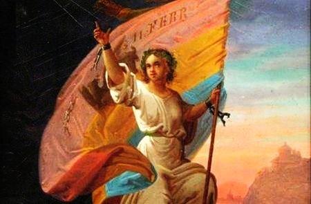 Istoria drapelului românesc. Cum a luat naştere tricolorul