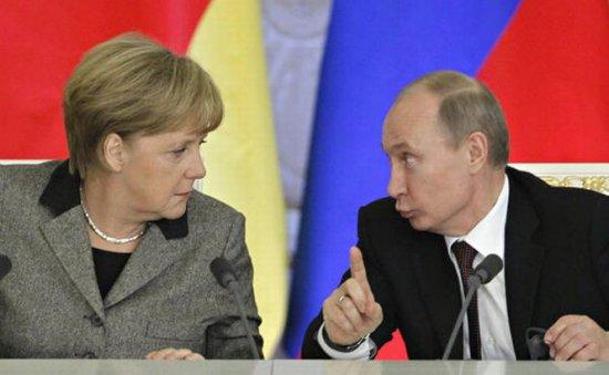 De ce se opune Berlinul unor sancţiuni impuse Moscovei? Dacă ruşii închid robinetul la gaz, economia germană ar fi ZGUDUITĂ din temelii 479