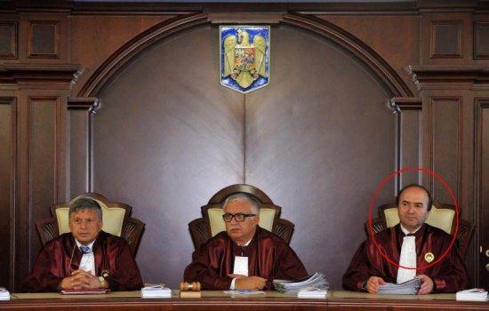 Judecătorul Tudorel Toader, reprezentantul României la Comisia de la Veneţia  482