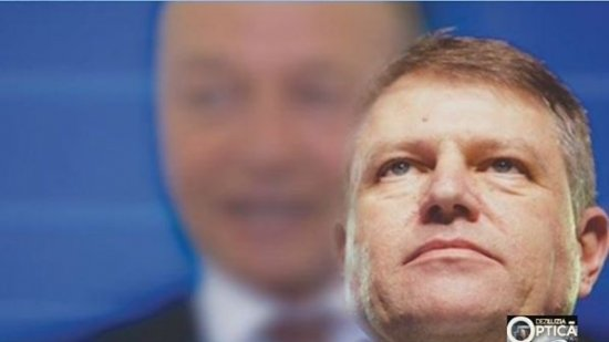 Deziluzia Optică: Clown Iohannis 482
