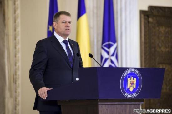 Iohannis va merge la bilanţul DNA: Să depăşim situaţii în care Parlamentul se opune anchetării aleşilor 534