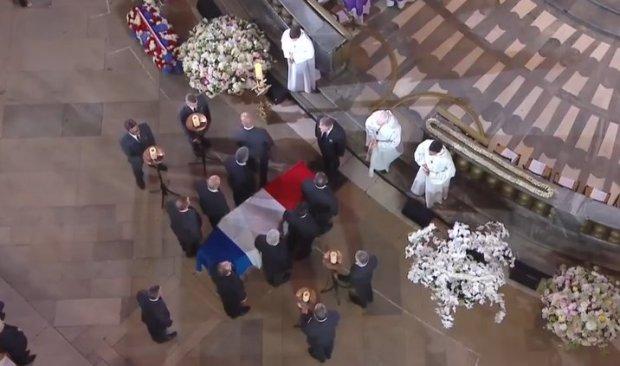 Funeralii de stat în Franța pentru Jacques Chirac. LIVE VIDEO 127