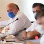 Acude Enrique Alfaro a reunión Interestatal para presentar posicionamiento sobre la política energética federal