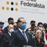 PAN y PRD dan su respaldo a la Alianza Federalista