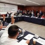 Aprueban en Comisiones del Senado Ley de Ingresos y Miscelánea Fiscal