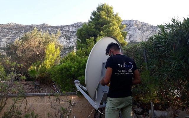 Instaladores de antenas profesionales