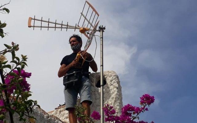Instalacion antenas Elche