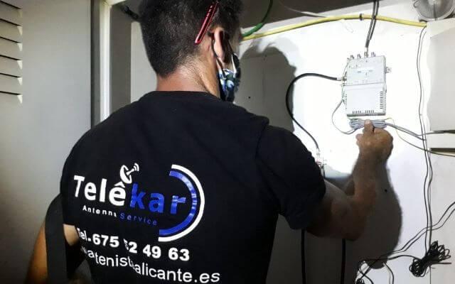 Antenista Elche Alicante