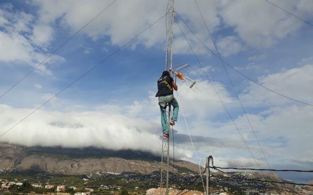 Antenista Alicante antenista en alicante