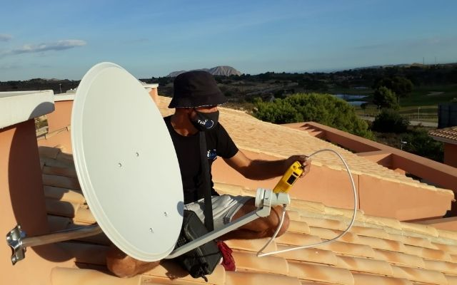 Telekar Antenista Alicante, antenista en alicante